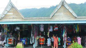 pasar tomok - wisata danau toba - desa tomok