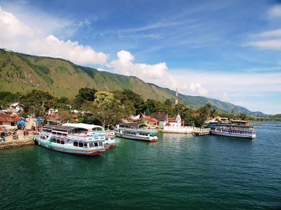desa tomok - wisata danau toba