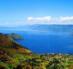 Desa Tongging, Memburu Pemandangan Terbaik Danau Toba