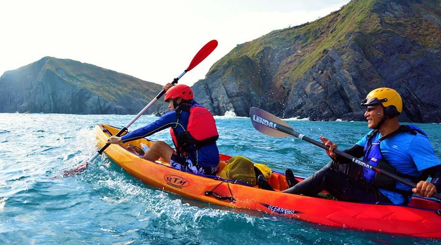 toba kayak - Kalender Pariwisata Festival Danau Toba 2017