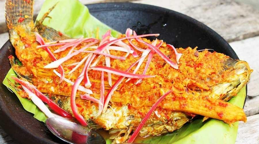 tourtoba.com - ikan arsik medan - Ikan arsik kuliner khas batak halal