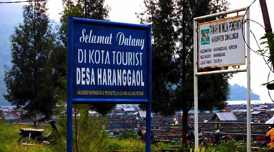 tourtoba.com - Plakat Desa wisata harangaol