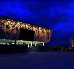 TB Silalahi Center , Berwisata dan Mempelajari Budaya Batak