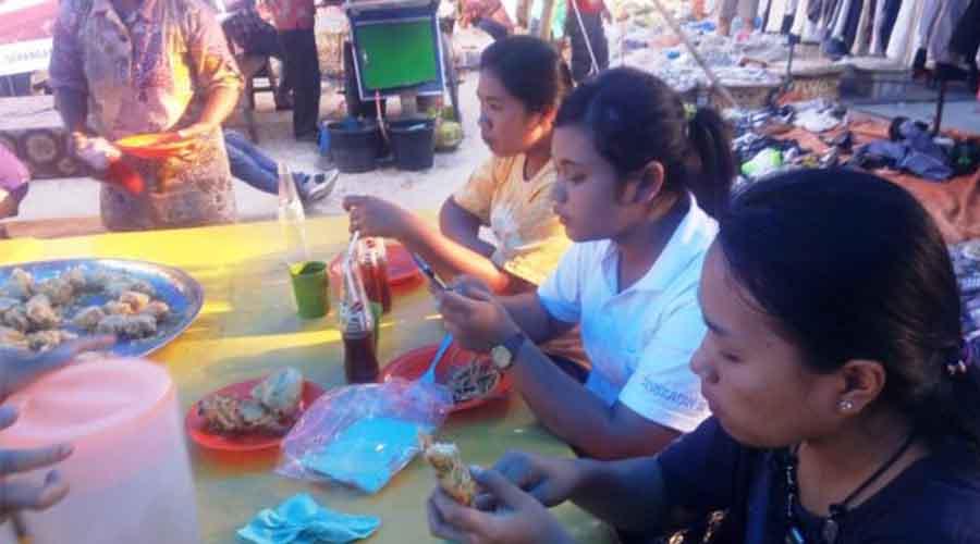 tourtoba.com - makanan batak - kuliner khas batak - mie gomak medan