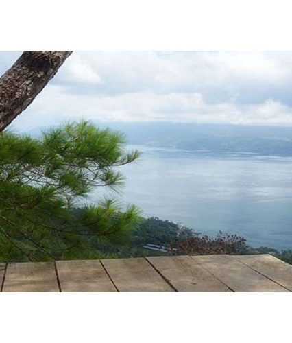 Berwisata Bertema Rumah Pohon Di Bukit Indah Simarjarunjung Pengalaman Romantis serta Pemandangan Indah