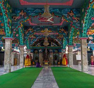 Sejarah Menarik Kuil Shri Mariamman Kuil Tertua Di Kota Medan