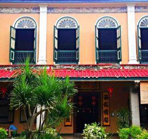 Misteri Wisata Sejarah Tjong a Fie Mansion di Medan