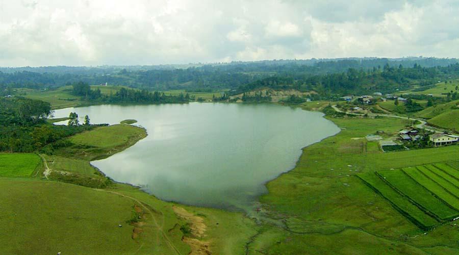 Danau Sidihoni di samosir