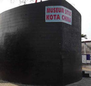 Museum Situs Kota Cina Dan Rahasia Sejarahnya