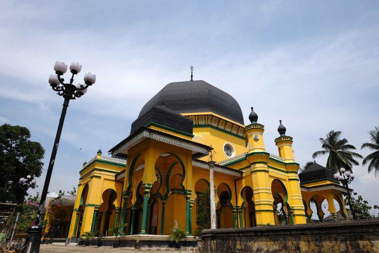 Masjid Raya Al-Osmani