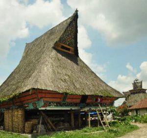 Inilah Rumah Adat Karo Di Desa Lingga Sebagai Bagian Wisata Budaya