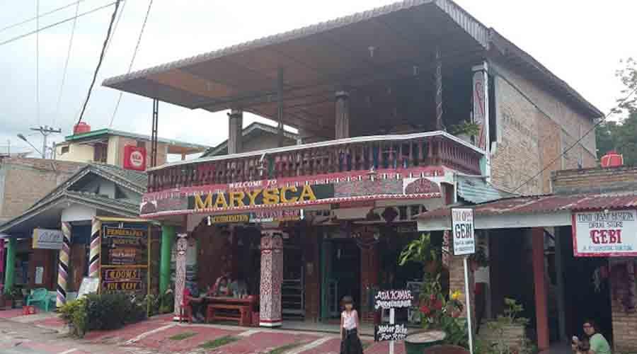 Marysca Guest House Samosir