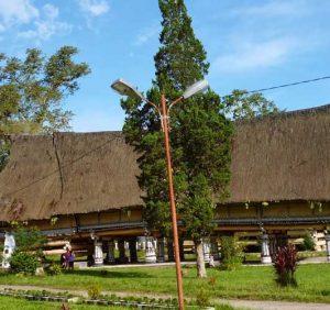 Wisata Bersejarah Rumah Bolon Pematang Purba