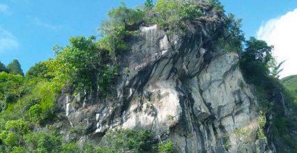 Legenda Batu Gantung Danau Toba