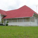 Rumah Pengasingan Bung Karno Di Berastagi
