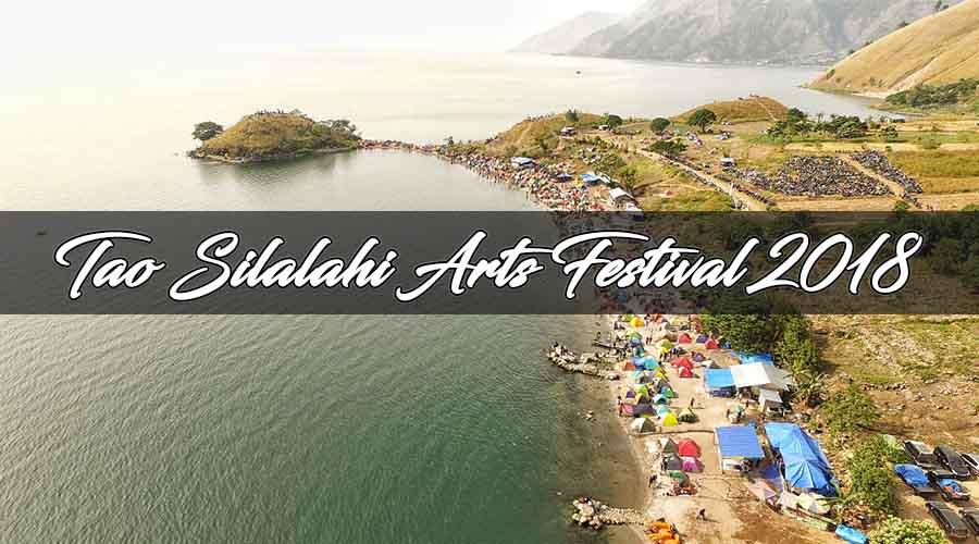 Tao Silalahi Arts Festival 2018