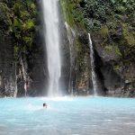 Telaga Biru Sibolangit Wisata Air Terjun Dengan Pemandangan Yang Menakjubkan