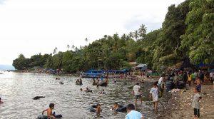 Pantai Garoga Tigaras