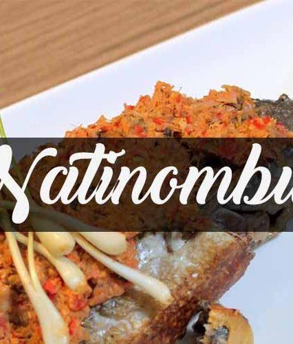 Natinombur, Makanan Khas Batak, Pedas dan Sedap!