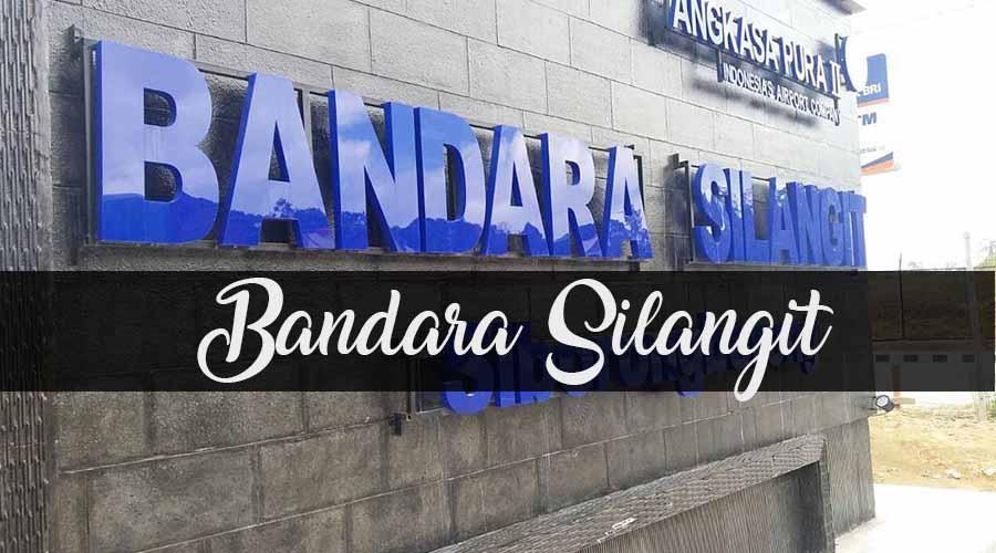 Bandara Silangit Siborong-borong