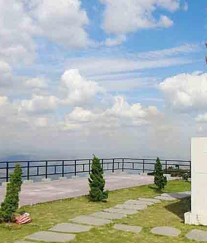 Bukit Doa Taber di Muara, Tempat Berwisata dan Berdoa