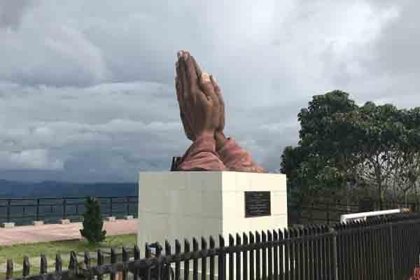 bukit doa taber