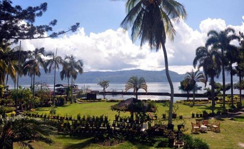 wisata danau toba, bukit gajah duduk