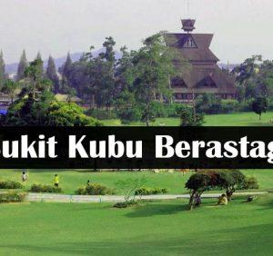 Bukit Kubu Berastagi, Wisata Keluarga!