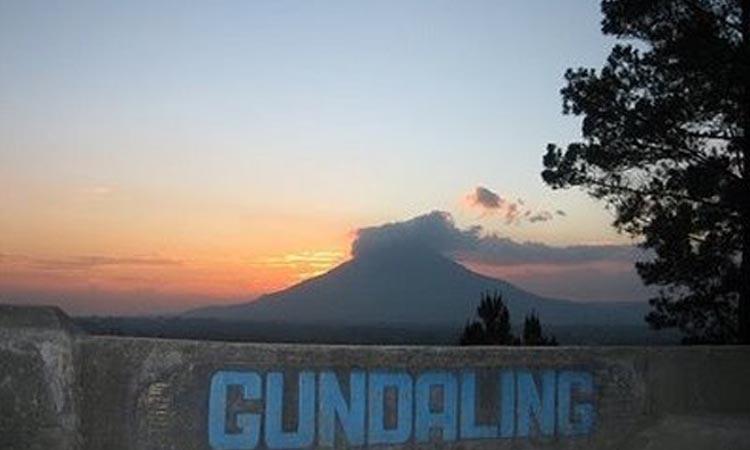 TourToba.com - Wisata Danau Toba - tempat wisata Bukit Gundaling Berastagi - obyek wisata Puncak Gundaling - tempat wisata sekitar Berastagi - Gundaling