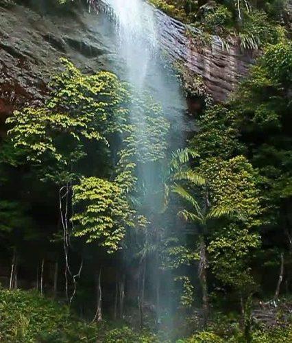 Tempat Wisata Air Terjun Silaklak