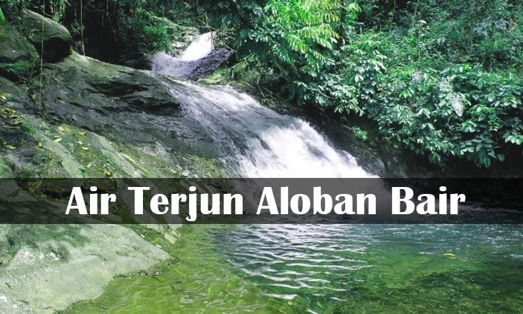 TourToba.com - Wisata Danau Toba - tempat wisata di tapanuli tengah - tempat wisata air terjun aloban bair - lokasi air terjun aloban bair