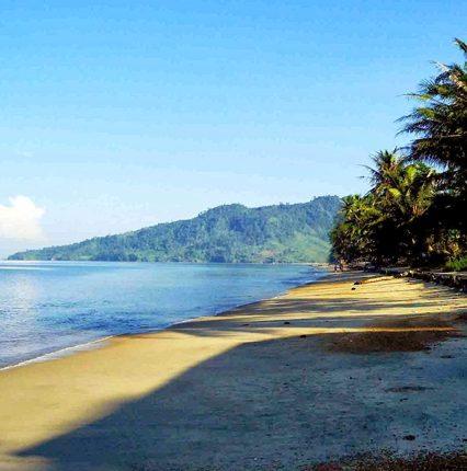 Pantai Pandan Sibolga, Pantai Pasir Putih