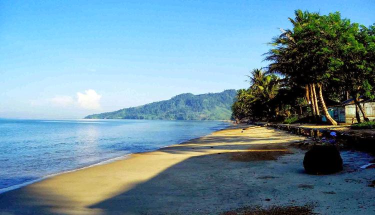 TourToba.com - Wisata Danau Toba - Tempat wisata pantai Pandan Sibolga - Pantai pasir putih di Sibolga - lokasi pantai pandan