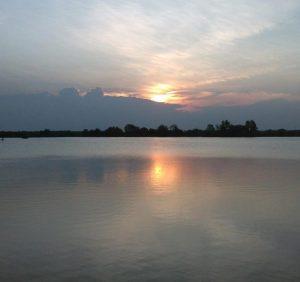 Wisata Danau Siombak di Medan