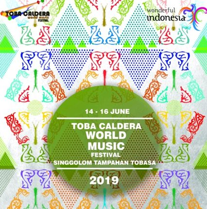 Toba Caldera World Music Festival (TCWMF) 2019