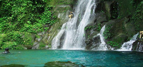 Wisata Air Terjun Teroh Teroh Dan Kolam Abadi