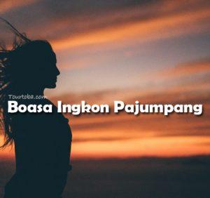 Lirik Lagu Batak Boasa Ingkon Pajumpang
