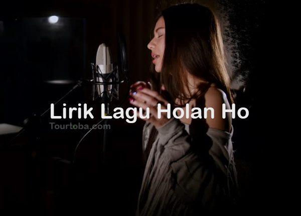 Lirik Lagu Batak Holan Ho