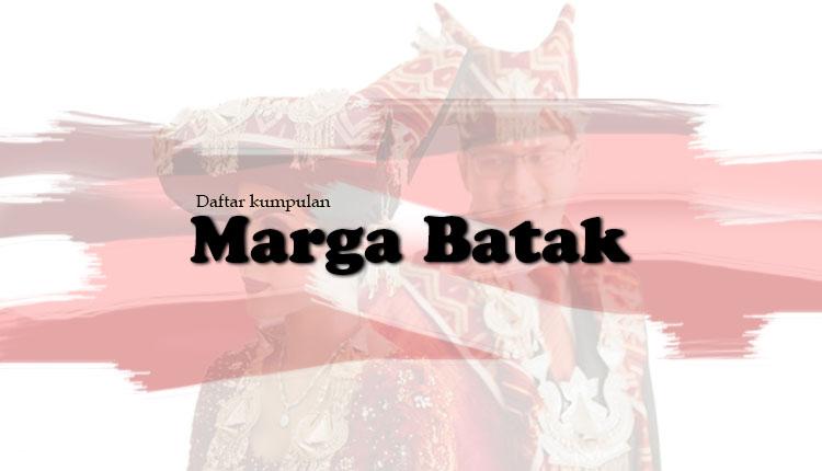 TourToba.com - Wisata Danau Toba - Marga Batak - Orang Batak - nama marga batak - marga batak tertinggi - Bahasa Batak - kumpulan marga batak