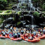 Sungai Bingei, Wisata Arung Jeram Bingei