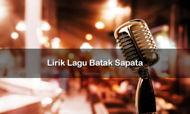 Wisata Danau Toba - Lagu Batak Sapata - Lirik lagu Batak Sapata - Lirik Sapata
