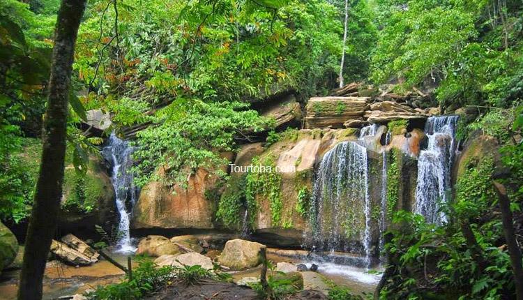 Wisata Danau Toba - tempat wisata air terjun pelangi - wisata air terjun pelangi - wisata deli serdang - Selain Danau Toba, ternyata Sumatera Utara juga memiliki banyak pesona alam yang menawan.