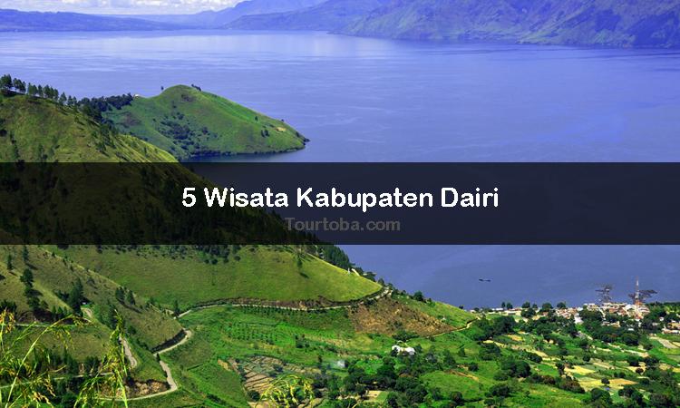 Wisata Danau Toba - Wisata Dairi - Kabupaten Dairi sering menjadi destinasi wisata untuk pelancong dari banyak event besar di dekat Danau Toba.