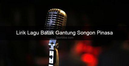 Lirik Lagu Gantung Songon Pinasa